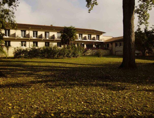 Jardin Avenir Hôtel Aiguillon